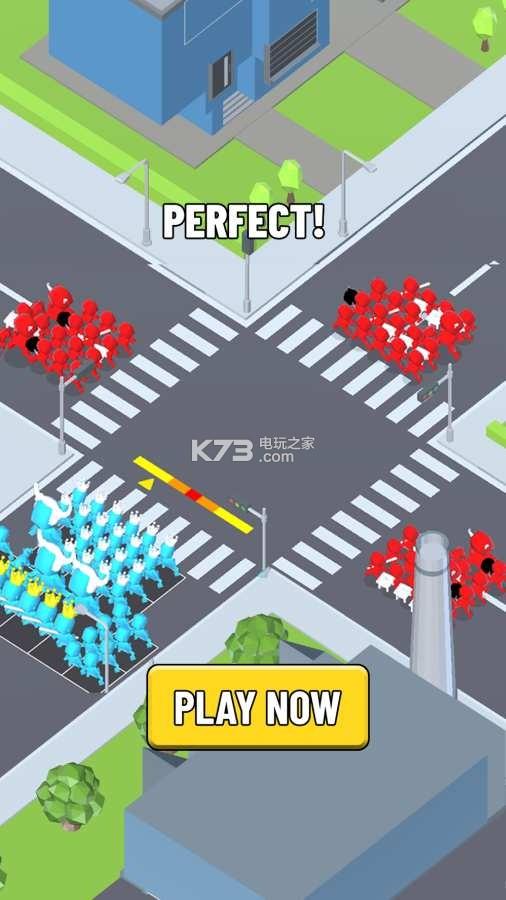 红蓝帮派冲突 v0.2 游戏下载 截图
