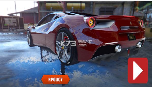 模拟法拉利驾驶模拟器 v1.0 下载 截图