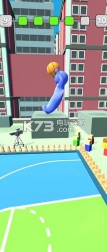 籃球扣籃3D v1.1 游戲下載 截圖