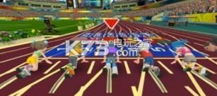 全民運動之100米賽跑 v1.0 游戲下載 截圖