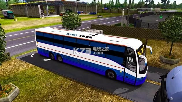 巴士模拟驾驶3D v1.0 游戏下载 截图