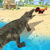 鳄鱼模拟海滩攻击2019 v1.0.3 安卓版下载