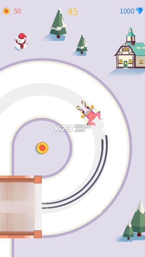 指尖滑雪 v3.6 游戲下載 截圖