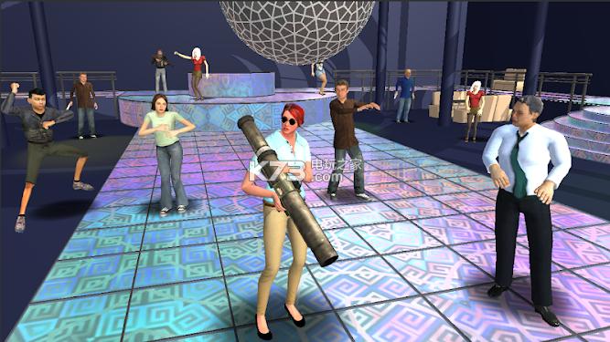 真实女孩犯罪模拟器 v1.4 游戏下载 截图