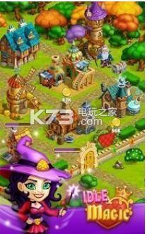 空閑魔術城 v1.16 游戲下載 截圖