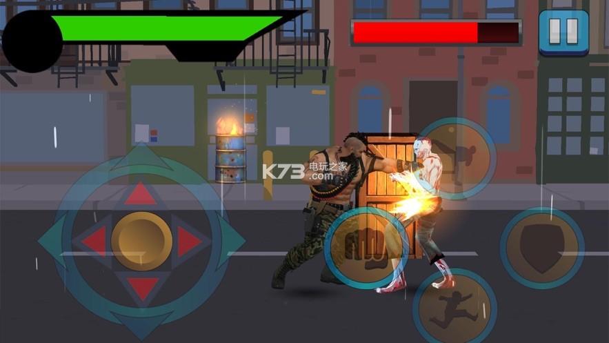 英雄城市僵尸街 v1.0 游戏下载 截图