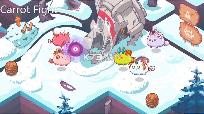 Carrot Fight v1.801 游戏下载 截图