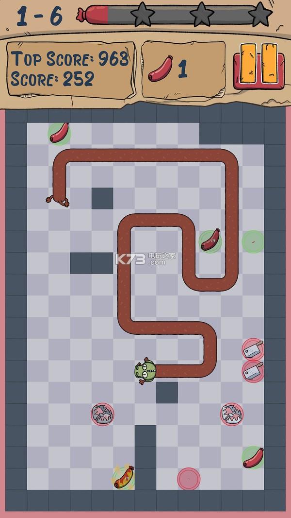 偷吃香肠的狗 v1.09 游戏下载 截图