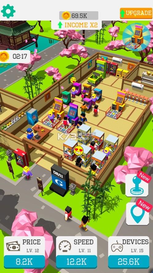 闲置的街机城 v1.0 游戏下载 截图