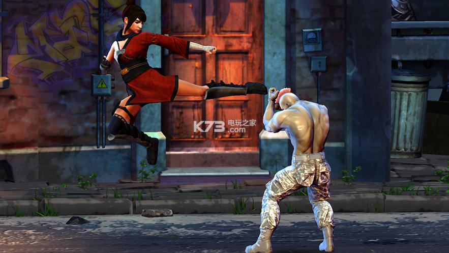 最后的战士揭晓少女 v1.0 游戏下载 截图