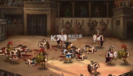 Story of a Gladiator 游戲下載 截圖