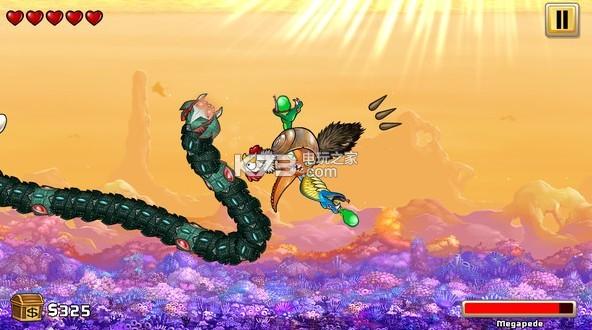 变异大章鱼 游戏下载 截图