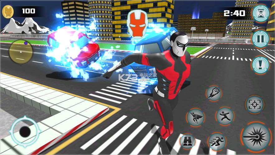 不朽的飞行未来英雄 v1.0 游戏下载 截图