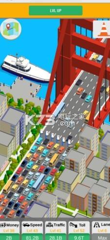 Idle Highway Toll v1.0 游戏下载 截图