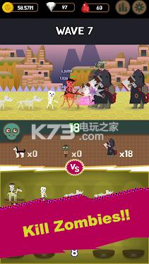 閑置合并怪物 v1.0 游戲下載 截圖