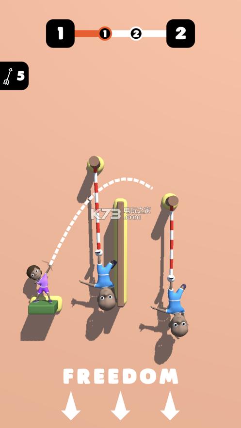 射擊繩子 v1.0 游戲下載 截圖