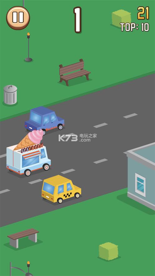 食物車交通堵塞 v1.0 游戲下載 截圖