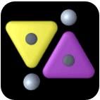 旋转三角形3D游戏下载