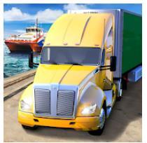 渡輪港口卡車停車模擬器下載v1.0