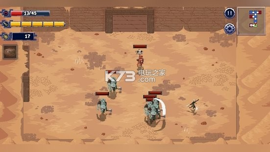 无辜的战士 v1.0.10 游戏下载 截图