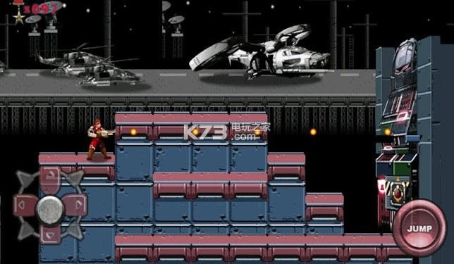 金属射击士兵 v1.0 游戏下载 截图