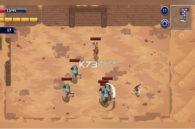 无罪的战士 v1.0.10 游戏下载 截图