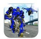 空中机器人战斗机游戏下载