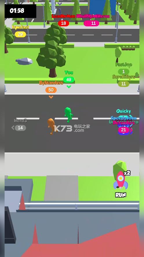 为钱而踢 v1.0 游戏下载 截图