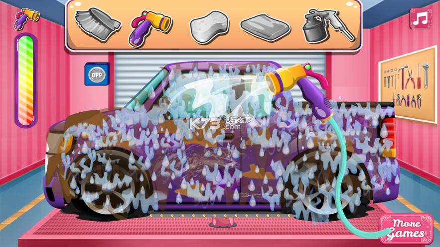 清洁洗车游戏和维修 v1.0.0 游戏下载 截图