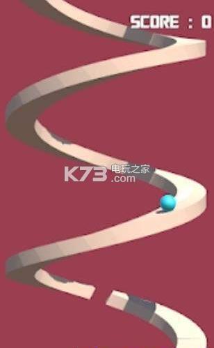 螺旋滑道 v0.1 游戏下载 截图