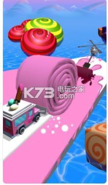 冰激凌卷io v1.5 游戏下载 截图