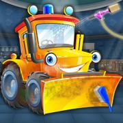疯狂的机械车库游戏下载v1.0