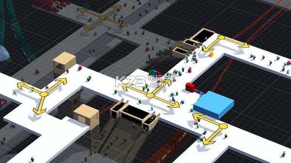 地铁车站管理模拟 游戏下载 截图