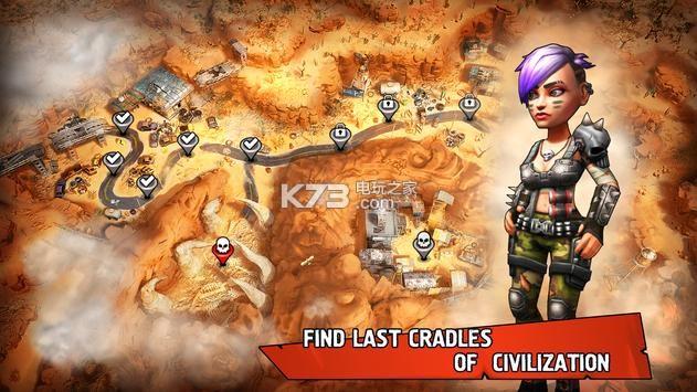 庇护所战争 v1.1296.30.3 游戏下载 截图