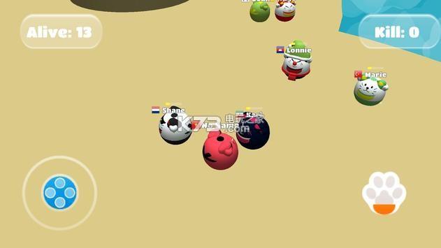 Cats Fight v1.0 游戏下载 截图