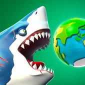 饥饿鲨世界3.7.0无限钻石金币破解版下载