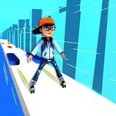 轮滑长跑游戏下载v1.0