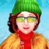 冬季时装秀明星女孩游戏下载v1.0