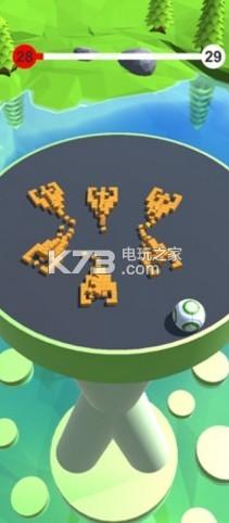 彩色磁铁立方体收集器 v1.0 游戏下载 截图