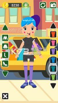 女孩的时尚装扮 v1.0 游戏下载 截图