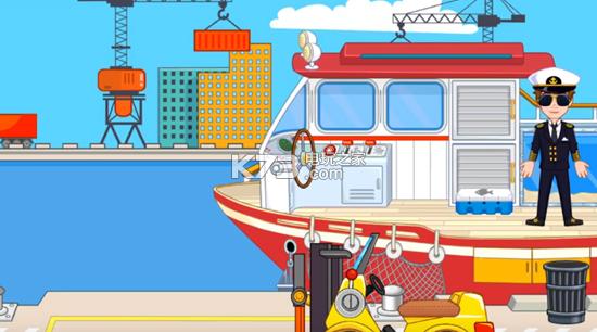 我的城市轮船冒险 v1.0.240 游戏下载 截图