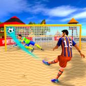 射門沙灘足球手游下載v1.0