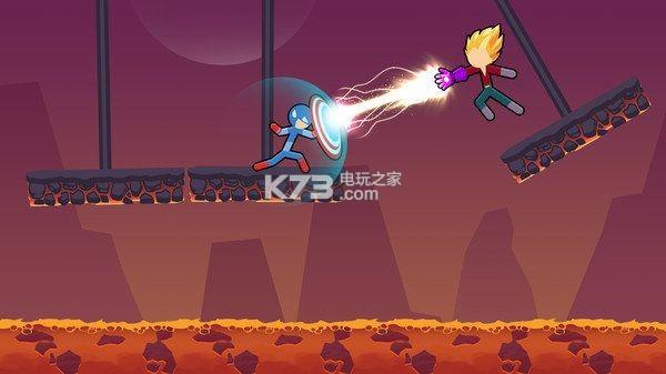 火柴人超級英雄格斗 v1.0 最新版下載 截圖