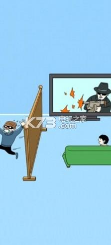 打败小偷寒假大作战 v1.0 游戏下载 截图