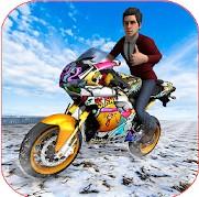 2020年雪山摩托选拔赛游戏下载v1.0