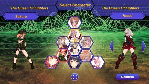 格斗女皇qof v1.2 下载 截图