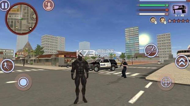 豹虎钳镇绳索英雄 v1.2 游戏下载 截图