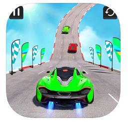 兆丰斜坡汽车特技游戏2020下载v1.0