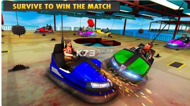 瘋狂碰碰車瘋狂3D v1.0 游戲下載 截圖
