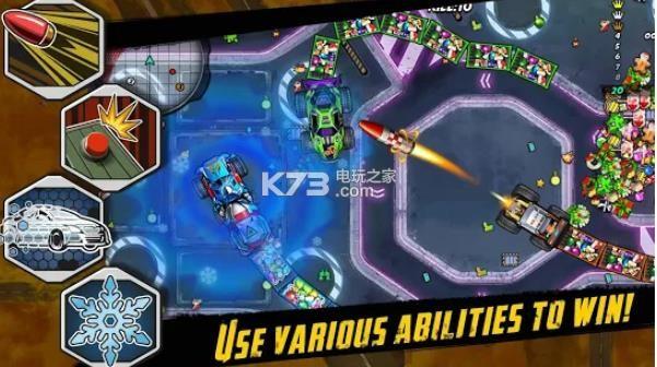 Trailer Battle 2 v1.6 游戲下載 截圖